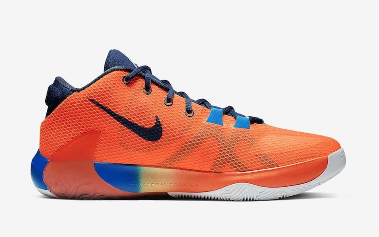 """Nike Zoom Freak 1 """"All Bros Total Orange"""""""