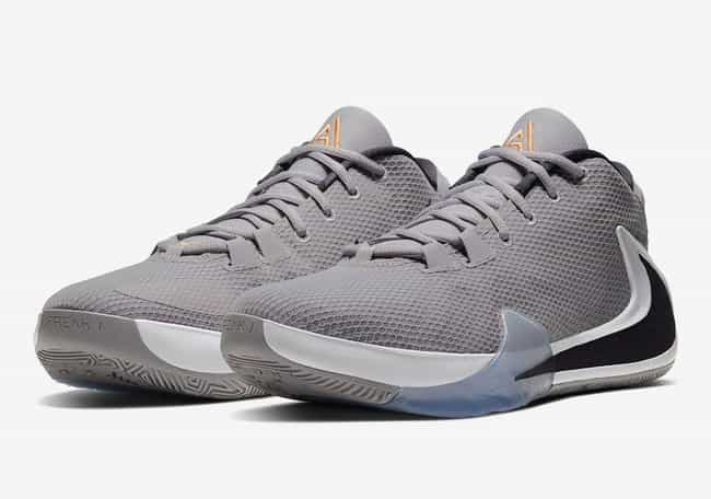 "Nike Zoom Freak 1 ""Atmosphere ... is listed (or ranked) 4 on the list The Best Freak 1 Colorways, Ranked"
