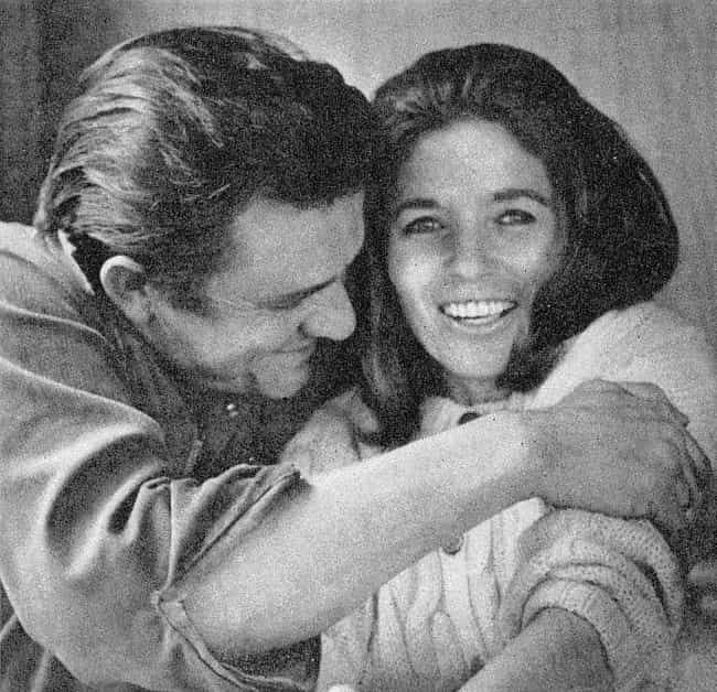 Johnny Cash & June Carter Cash is listed (or ranked) 1 on the list 14 Music Power Couples Who Didn't Break Up
