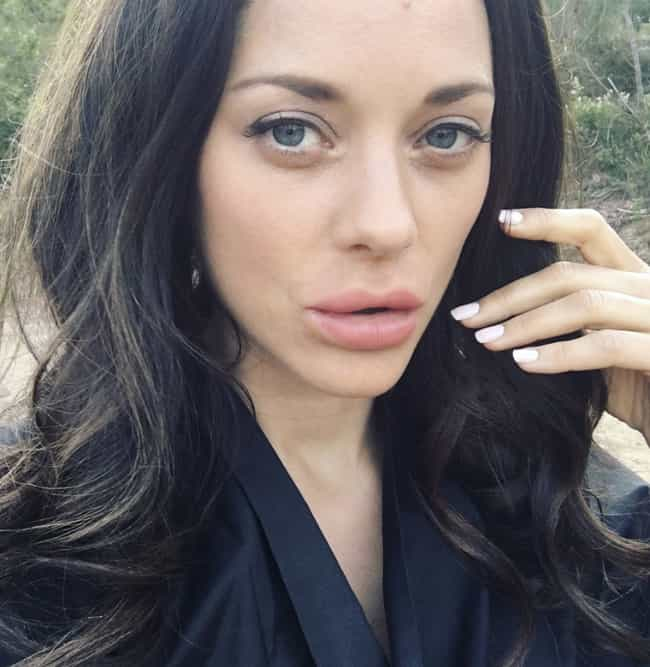 Read More About Marion Cotilla... is listed (or ranked) 3 on the list The Two Men Who Stole Marion Cotillard's Heart