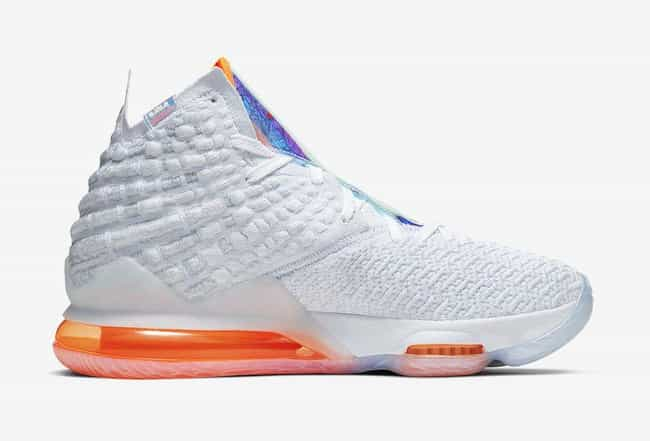 "Nike LeBron 17 ""Future A... is listed (or ranked) 1 on the list The Best LeBron 17 Colorways, Ranked"