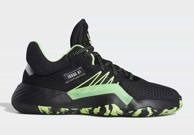 """Adidas D.O.N. Issue 1 """"Stealth... is listed (or ranked) 3 on the list The Best D.O.N. Issue #1 Colorways, Ranked"""