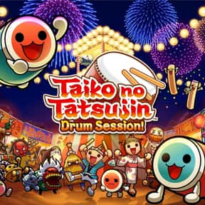 Taiko no Tatsujin: Drum Sessio is listed (or ranked) 4 on the list The Best PlayStation 4 Rhythm Games