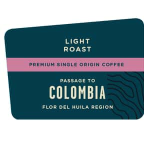 Colombia Flor Del Huila is listed (or ranked) 3 on the list The Best Caribou Coffee Beans To Brew At Home