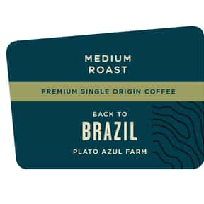 Brazil Plato Azul is listed (or ranked) 4 on the list The Best Caribou Coffee Beans To Brew At Home