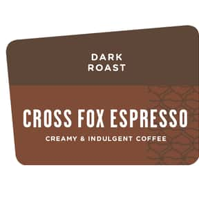 Cross Fox Expresso is listed (or ranked) 6 on the list The Best Caribou Coffee Beans To Brew At Home