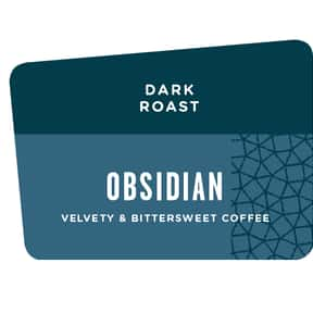 Obsidian Blend is listed (or ranked) 15 on the list The Best Caribou Coffee Beans To Brew At Home