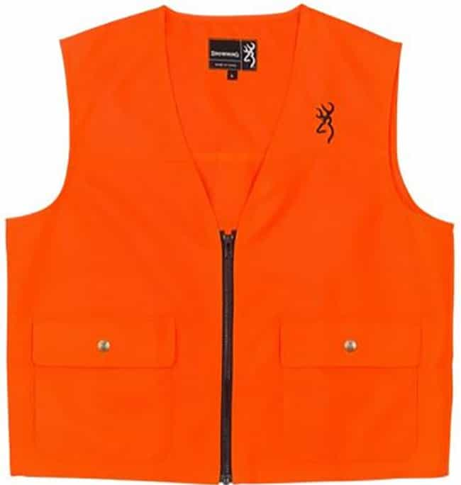 Browning® Safety Vest is listed (or ranked) 1 on the list The Best Hunting Clothes For Men