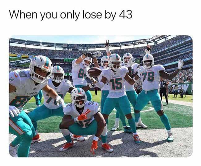 Gotta Celebrate When You Can is listed (or ranked) 1 on the list Miami Dolphins Memes To Help Fans Get Through 2019