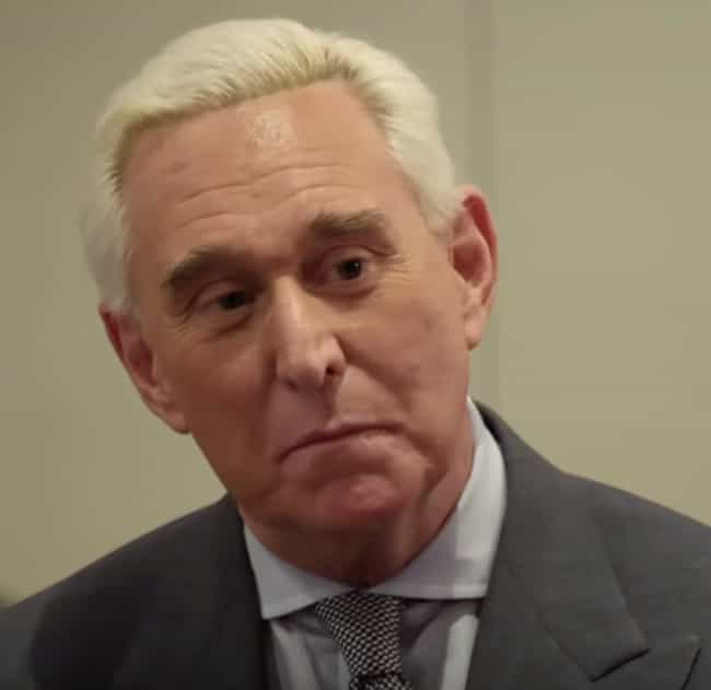 Roger Stone Is Found Guilty On... is listed (or ranked) 4 on the list Things That Were A Thing: November 2019 Edition