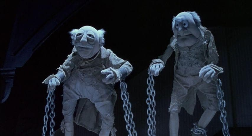 Random Best Quotes From 'Muppet Christmas Carol'