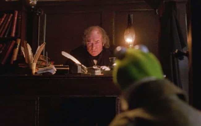 Eviction Notices is listed (or ranked) 2 on the list The Best Quotes From 'The Muppet Christmas Carol'