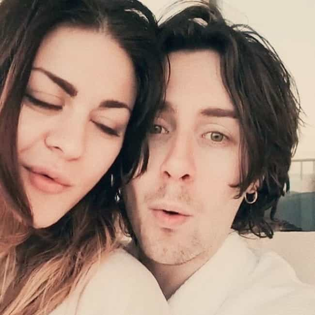 Matthew Cook is listed (or ranked) 1 on the list All The Men Frances Bean Cobain Has Dated