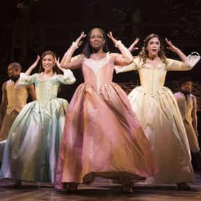 The Schuyler Sisters is listed (or ranked) 19 on the list The Best Trios Of All Time