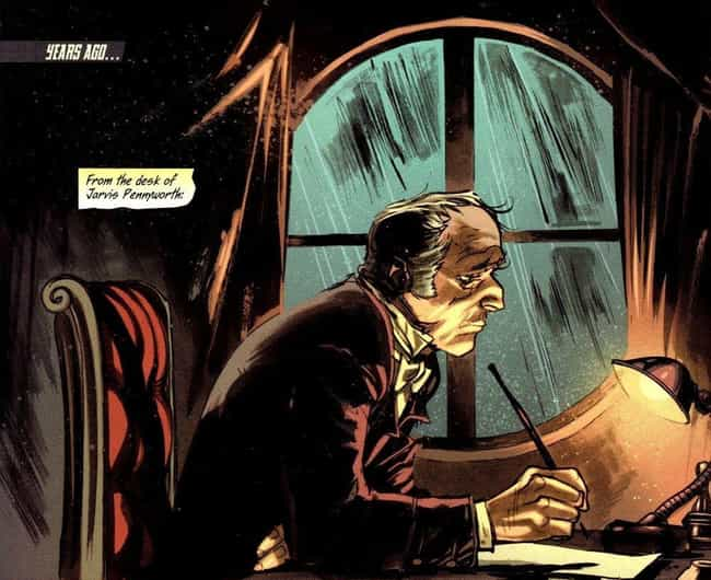 Alfred Found Out More About Hi... is listed (or ranked) 2 on the list Life Has Been Rough For Alfred Pennyworth Lately In DC Comics