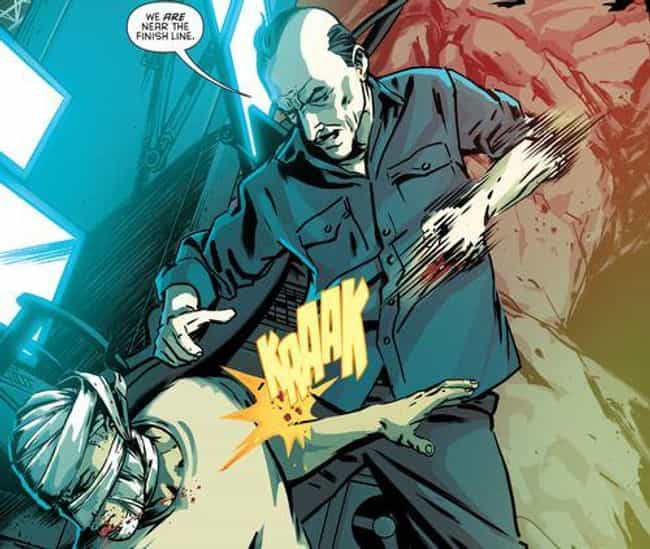 Alfred Beat Up A Supervillain ... is listed (or ranked) 4 on the list Life Has Been Rough For Alfred Pennyworth Lately In DC Comics