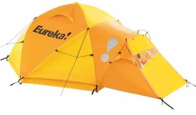 Eureka!® K-2 XT Camping Tent is listed (or ranked) 1 on the list The Best Large Camping Tents To House The Whole Fam