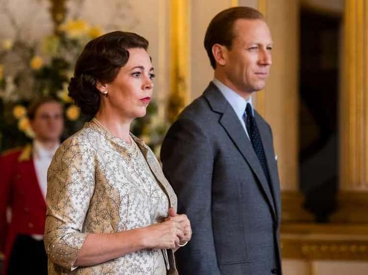 'The Crown' Suggests Porchie Was A Source Of Tension In The Queen's Marriage