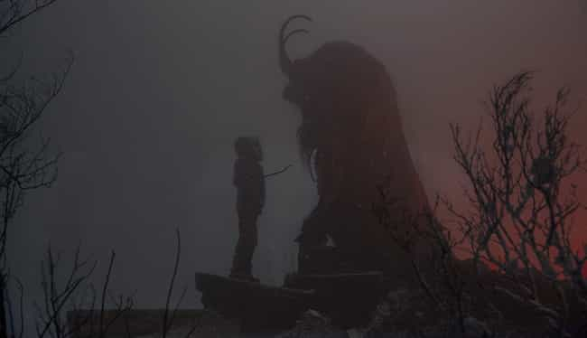 Krampus is listed (or ranked) 2 on the list The Best Movie Monsters Of The Decade