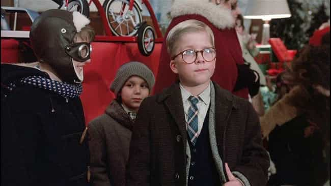 The Stories That Inspire... is listed (or ranked) 1 on the list Behind-The-Scenes Stories From The Making Of 'A Christmas Story'