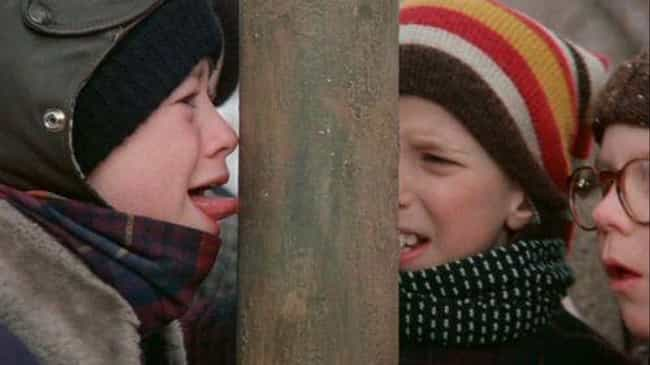 Flick's Tongue Wasn't Re... is listed (or ranked) 3 on the list Behind-The-Scenes Stories From The Making Of 'A Christmas Story'