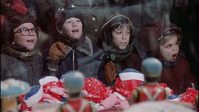 Screenwriter/Narrator Sh... is listed (or ranked) 4 on the list Behind-The-Scenes Stories From The Making Of 'A Christmas Story'