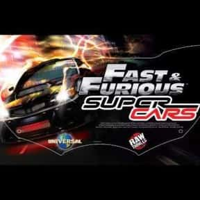 Fast and Furious: Super Cars is listed (or ranked) 24 on the list The Best Arcade Racing Games Of All Time