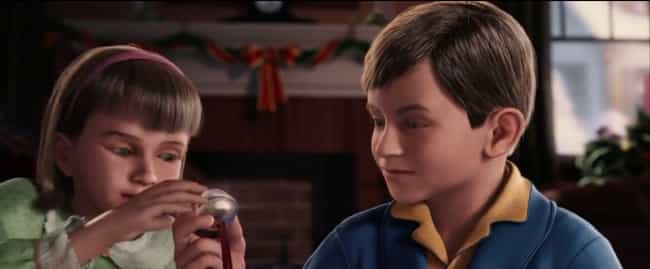 The Bell Fell Silent is listed (or ranked) 7 on the list The Best Quotes From 'The Polar Express'