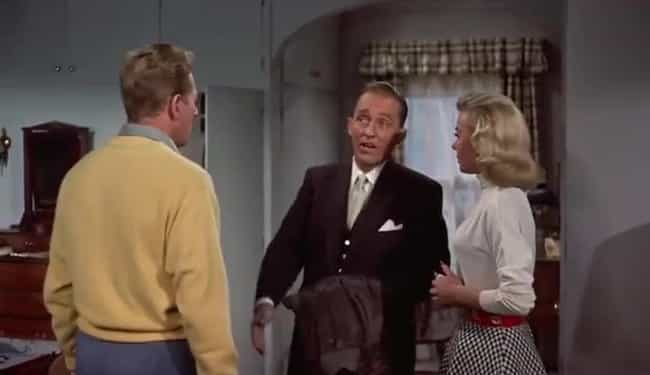 Weirdsmobile is listed (or ranked) 4 on the list The Best Quotes From 'White Christmas'
