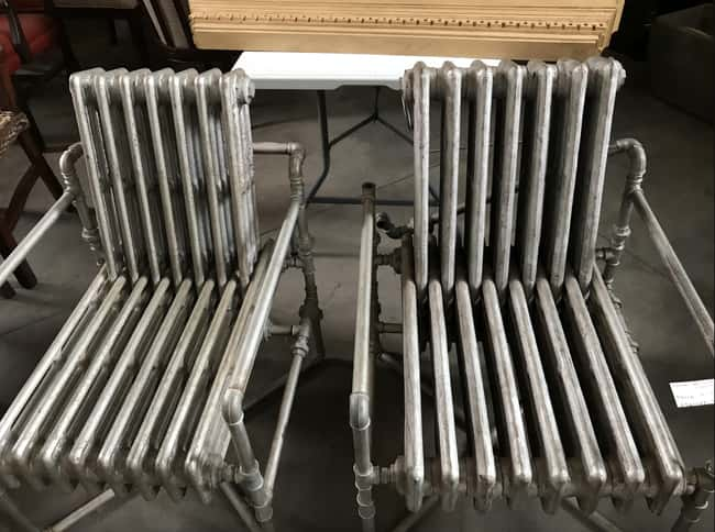 Radiators Aren't Chairs, You S is listed (or ranked) 18 on the list 29 Disastrous Interior Design Decisions