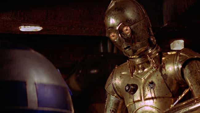 Call C-3P0 As Soon As You Real... is listed (or ranked) 1 on the list How To Survive The Trash Compactor Scene In 'Star Wars'