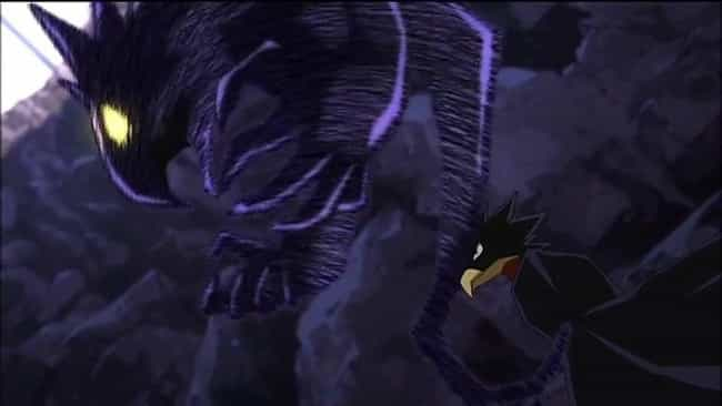 Fumikage Tokoyami - 'My Hero A... is listed (or ranked) 1 on the list 15 Anime Characters Who Prove Dark Isn't Necessarily Evil