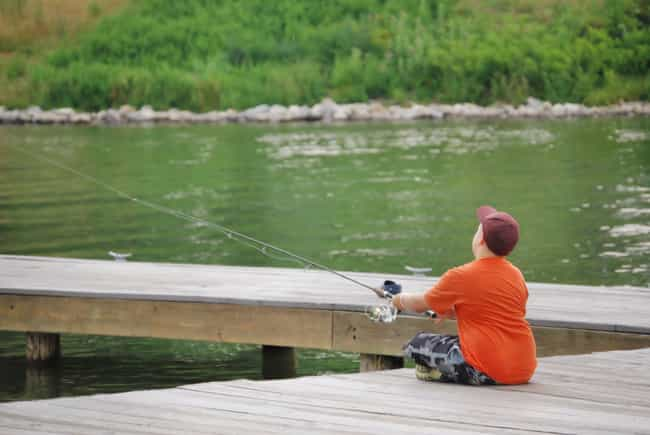 Learn And Practice Casting is listed (or ranked) 3 on the list Fishing 101: The Best Tips For The Beginner Fisherman