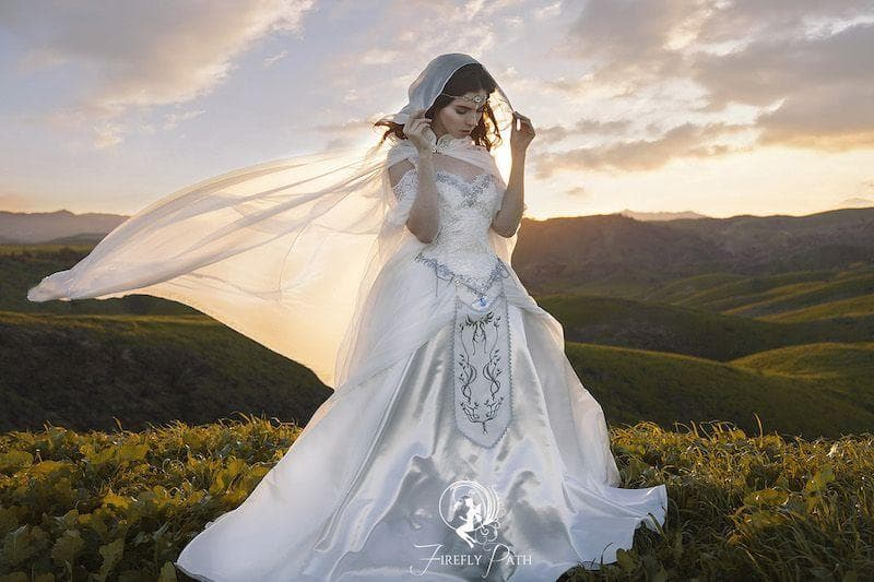 Image of Random Best Nerd-Inspired Wedding Dresses