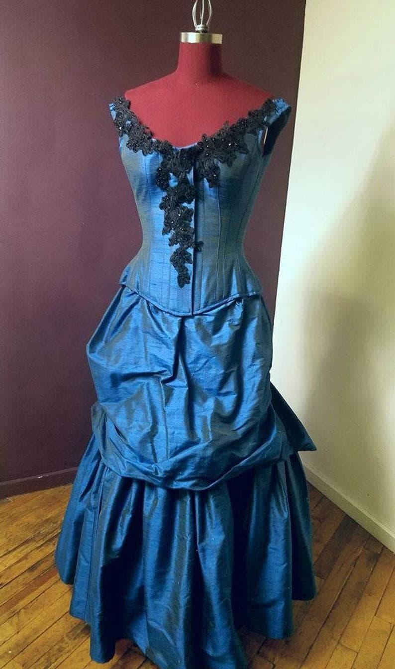 The Steampunk Dress on Random Best Nerd-Inspired Wedding Dresses