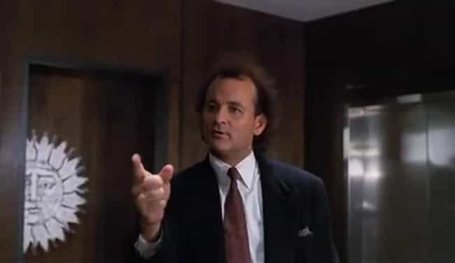 Schmuck is listed (or ranked) 2 on the list The Funniest Quotes From 'Scrooged'
