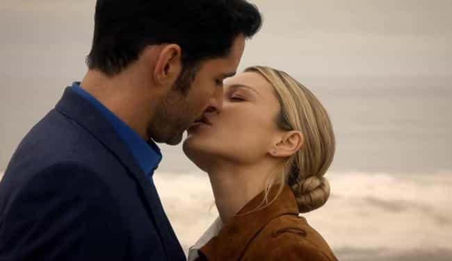 Chloe And Lucifer From 'Lucife... is listed (or ranked) 4 on the list The Most Memorable Fictional Romances Between Humans And Demons