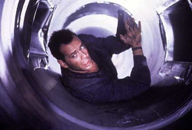 Another Basement, Anothe... is listed (or ranked) 4 on the list The Most Action-Packed 'Die Hard 2' Quotes