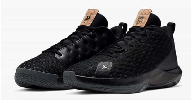 """Jordan CP3.XII """"Bla... is listed (or ranked) 3 on the list The Best Jordan CP3.XII Colorways, Ranked"""