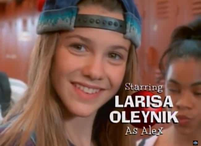 She Was Picked Out Of 400 Girl... is listed (or ranked) 2 on the list In The '90s, You Couldn't Turn On The TV Without Seeing Her. What Happened To Larisa Oleynik?