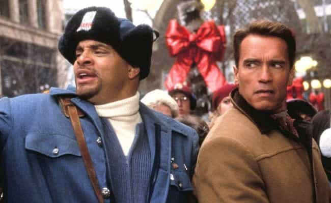 Subliminal Messages is listed (or ranked) 2 on the list The Funniest 'Jingle All the Way' Quotes