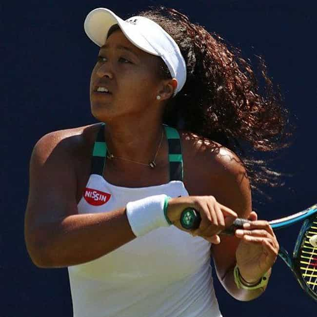 Naomi Osaka is listed (or ranked) 2 on the list The Best Black Tennis Players Right Now