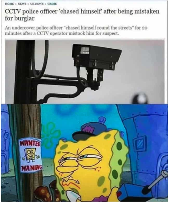 On My Own Case is listed (or ranked) 4 on the list 30 Random SpongeBob Memes For Serious Fans Only