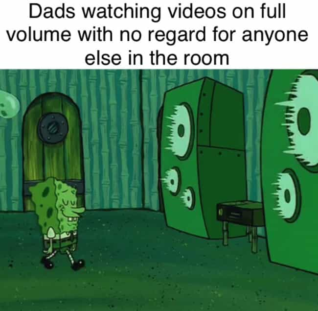 Papa Don't Screech is listed (or ranked) 2 on the list 30 Random SpongeBob Memes For Serious Fans Only
