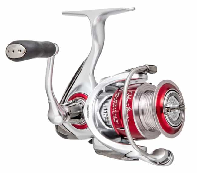 Johnny Morris® Platinum™ Signa... is listed (or ranked) 3 on the list The Best 2019 Black Friday Deals From Bass Pro Shops