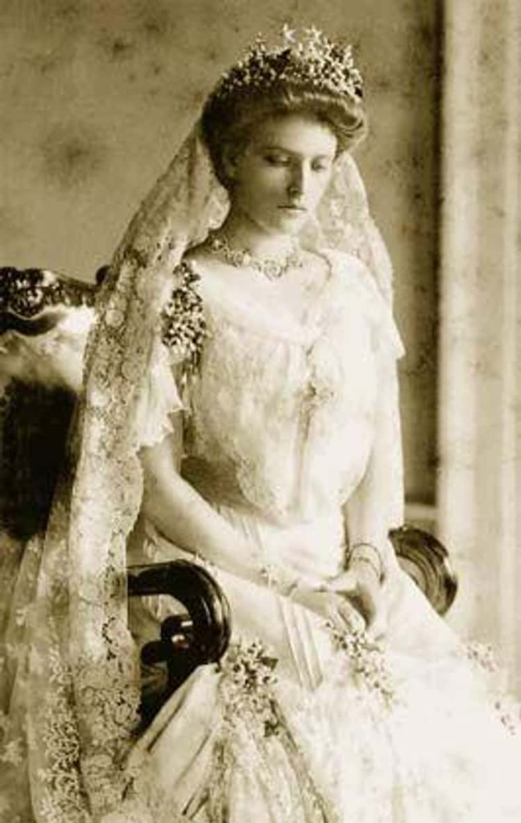 She Married Prince Andrew Of Greece And Denmark In 1903 And Became 'Princess Andrew'