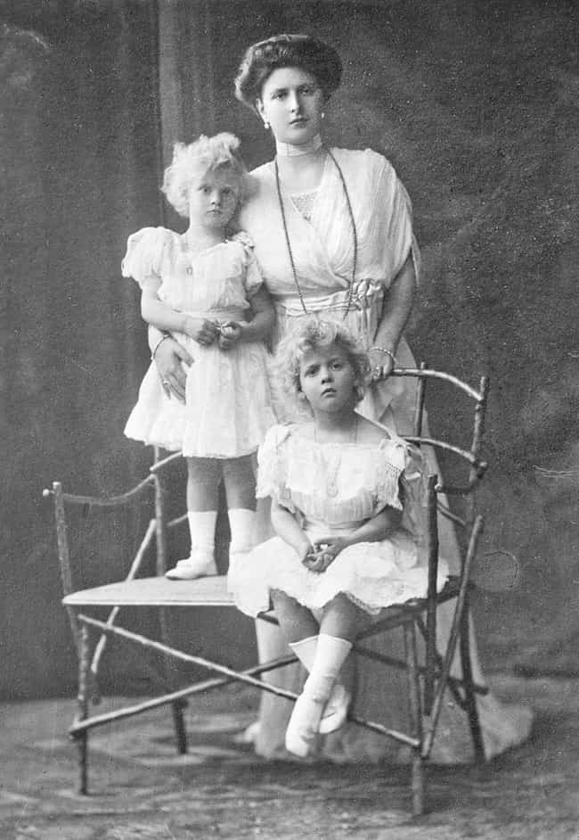 After WWI, She And Her F... is listed (or ranked) 4 on the list Princess Alice of Battenberg's Real Life Was Even More Dramatic Than What You Saw On 'The Crown'