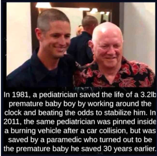 CPR You Serious? is listed (or ranked) 1 on the list Unbelievable Photos Of Astounding Moments That Defied The Odds