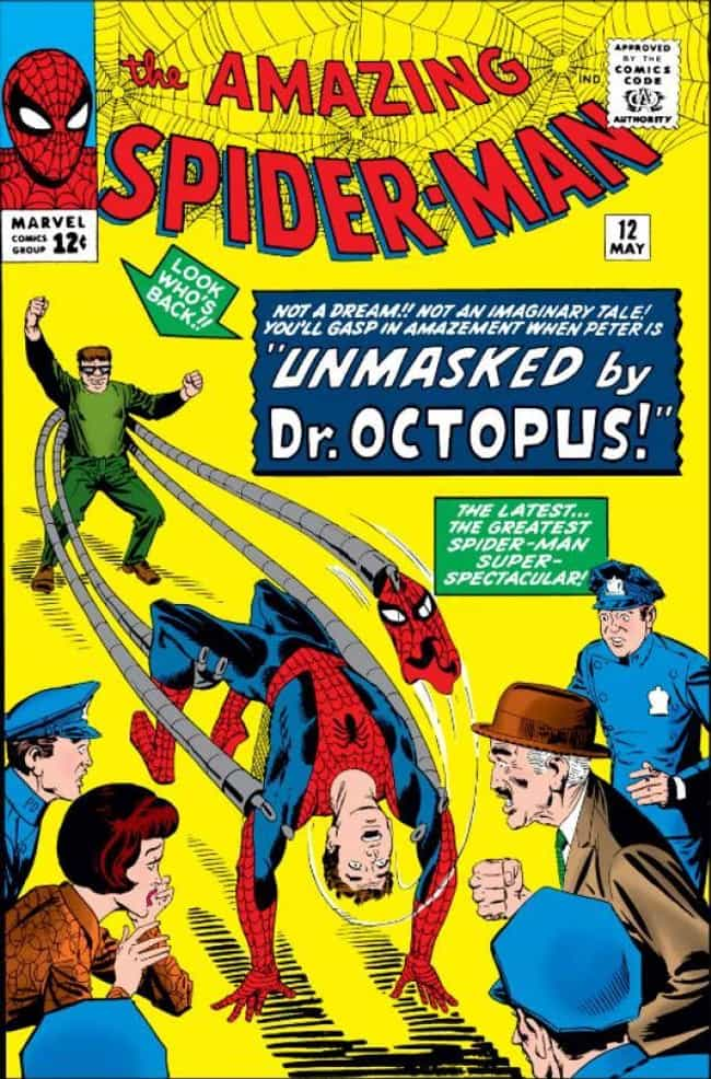 Norman Osborn Discovered Spide... is listed (or ranked) 1 on the list Forget Green Goblin - Doctor Octopus Is Spider-Man's True Arch Nemesis