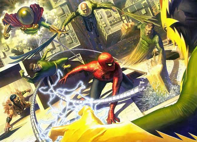 The Goblin Has Inspired A Host... is listed (or ranked) 7 on the list Forget Green Goblin - Doctor Octopus Is Spider-Man's True Arch Nemesis